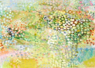 Sommerudsigt 50 x100