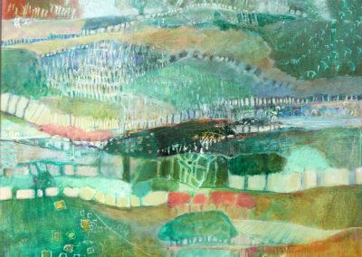Landskab og port